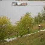 Вид с территории пансионата Лесная сказка