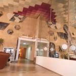 Внутри пансионата Лесная сказка
