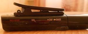 Плеер MP3 Sony NWZ-B17