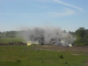 Брусиловский прорыв: имитация газовой атаки
