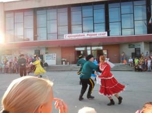 Казацкие танцы