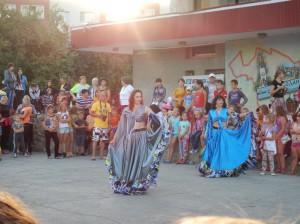 Цыгансике танцы