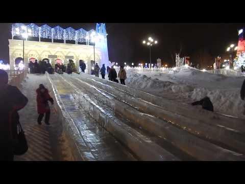 Ледяные горки