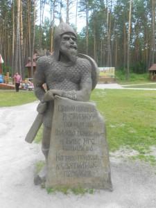 Камень на перекрестке дорог. Томская писаница.